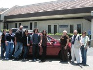 2007 Casa Pacifica case-workers and their cars