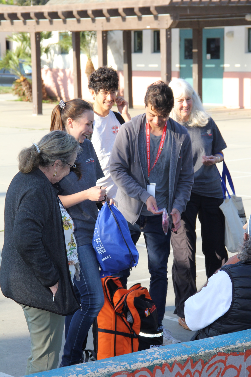 DWW's Companion Care Outreach Specialists are among 180 doctors, nurses and medical students who volunteer to provide care to homeless neighbors.