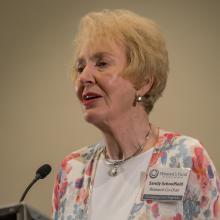 Sandy Schoolfield, Research Co-Chair