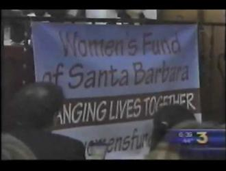 Women's Fund News Clip from 2009 Presentation Luncheon