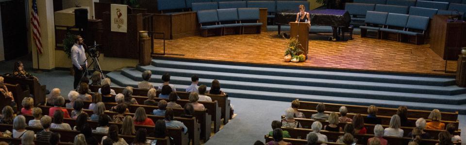Joyce Dudley's keynote speech