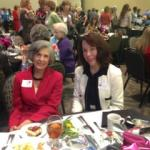 Carol Palladini and Carolyn Novick