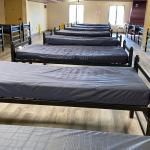 PATH New Beds in women's dorm
