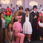 2010 Carpinteria Children's Project at Main costume group of kids