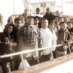 CORE at Santa Barbara Junior High School particiapants on board
