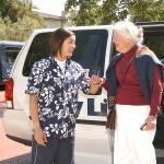 In addition to scheduled trips, Easy Lift provides short-notice low-cost transportation for seniors and other individuals who cannot use public transport due to physical or mental challenges.