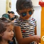 Low-income children and adults receive comprehensive eye exams, glasses and medicine at SEE International's Santa Barbara Vision Care Program.