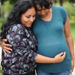 Legal Aid Foundation: two women walking